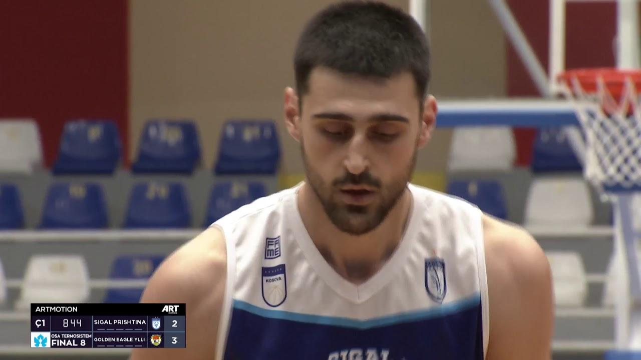 FINAL 8 - Sigal Prishtina vs Golden Eagle Ylli