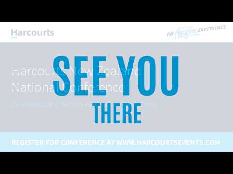 Networking Party Theme for Harcourts New Zealand National Conference 2018