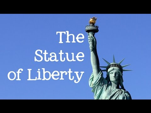 The Statue of Liberty for Kids: Famous World Landmarks for Children - FreeSchool