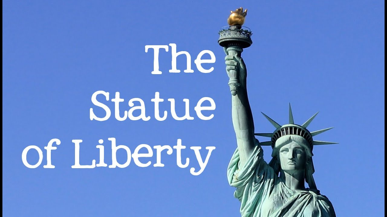 The statue of liberty for kids famous world landmarks for the statue of liberty for kids famous world landmarks for children freeschool youtube biocorpaavc
