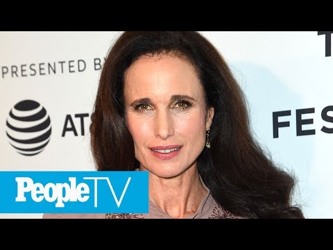Andie MacDowell Opens Up About How Her Mother's Alcohol Addiction Affected Her Life | PeopleTV