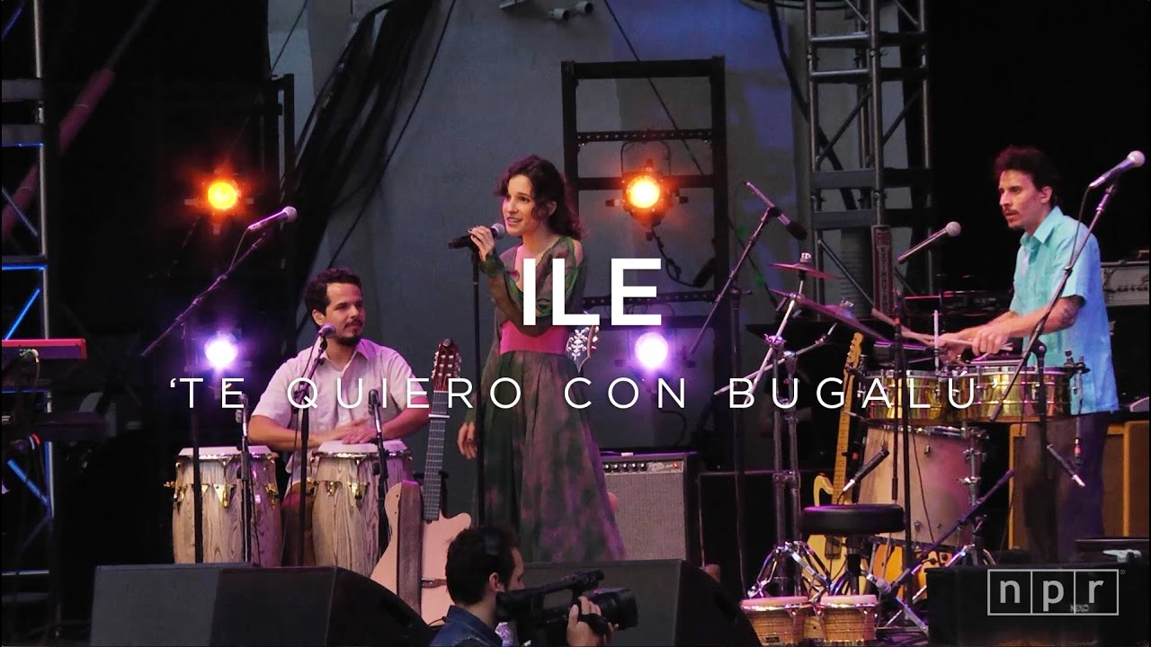 iLe: Te Quiero Con Bugalú | NPR Music Front Row