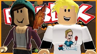 HALLOWEEN MAD GAMES   Roblox   With Sqaishey