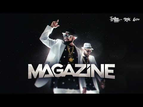 MAGAZINE - Tribo da Periferia ft. Look [Clipe Oficial]