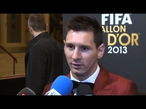 Lionel Messi: 'Ronaldo deserved to win Ballon d'Or'