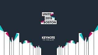 Unite 2015 Keynote