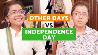 Other Days vs Independence Day | Bengali comedy video