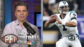 PFT Overtime: Cam Newton's vow of chastity, NFL rule changes | NBC Sports