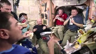 تجارب فضائية لاختبار مدى قدرة رواد الفضاء