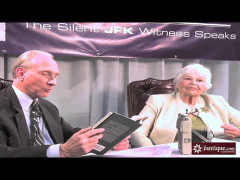 Part 5 - JFK Assassination Photograph Taken By Mary Moorman - In Depth Interview