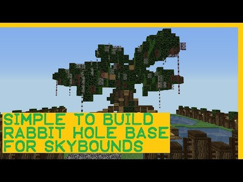 Skybounds- How to build a simple island with cheap resources!!! E.1
