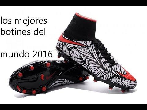 Los mejores botines de futbol 2016 youtube for Las mejores alfombras del mundo