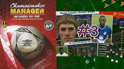 CM0102 Lets Play - Championship Manager - THE BEST PLAYERS - Nostalgia Gaming