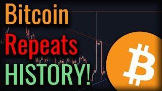 GOOD NEWS! Bitcoin Is Repeating History - And It's BULLISH!