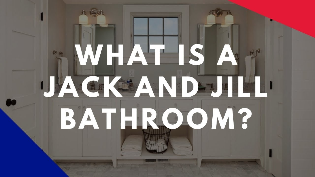 What Does a TRUE Jack and Jill Bathroom Look Like?