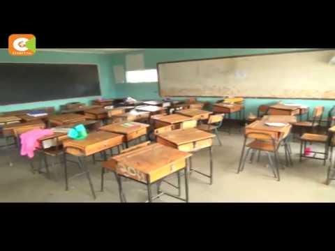 Over eight schools burnt Sunday night