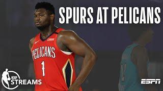 Hoop Streams: Spurs-Pelicans preview