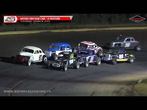 GOTRA/Hobby Stock Features - US 30 Speedway - 9/14/19