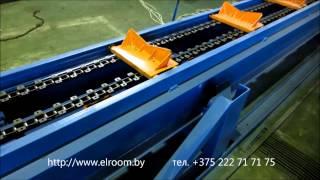 Производство труб в ППУ.Цепной транспортёр 426 http://elroom.by/(, 2013-09-30T13:02:12.000Z)