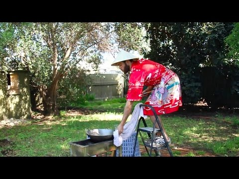 Cooking With Abdullah: BACKYARD SPICY EGGPLANT