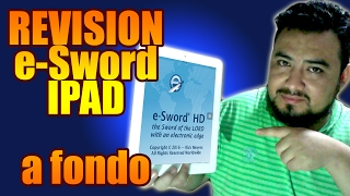 Analisis e-Sword para IPAD - Review - HEDICHO