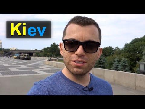 Kiev'de Bir Yaz Günü