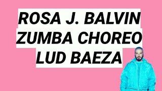 Rosa - J. Balvin / Zumba CHOREO / LUD BAEZA