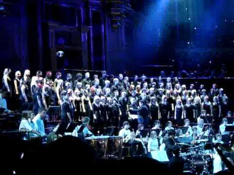 THOMAS TELFORD SCHOOL CHOIR ROYAL ALBERT HALL 'Bohemian Rhapsody'