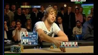 Школа покера Дмитрия Лесного. Урок 6. Старшие пары.