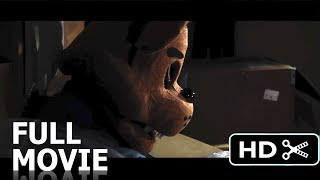 Five Nights At Freddy's In Real Life: The Cold Storage (FNAF Live Action Movie)
