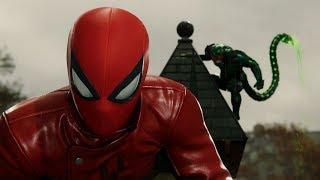 Spider-Man vs Scorpion (Last Stand Suit Walkthrough) - Marvel
