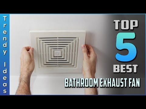 Top 5 Best Bathroom Exhaust Fans Review in 2020 from YouTube · Duration:  5 minutes 13 seconds