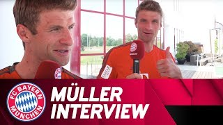 """Great Motivation for Bayern and National Team"" 
