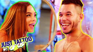 Shereece Is NOT A Fan Of Cameron's Payback Tattoo! | Friends Without Benefits | Just Tattoo Of Us 4