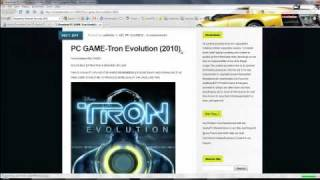 Download PC Game Tron Evolution Full and Free!