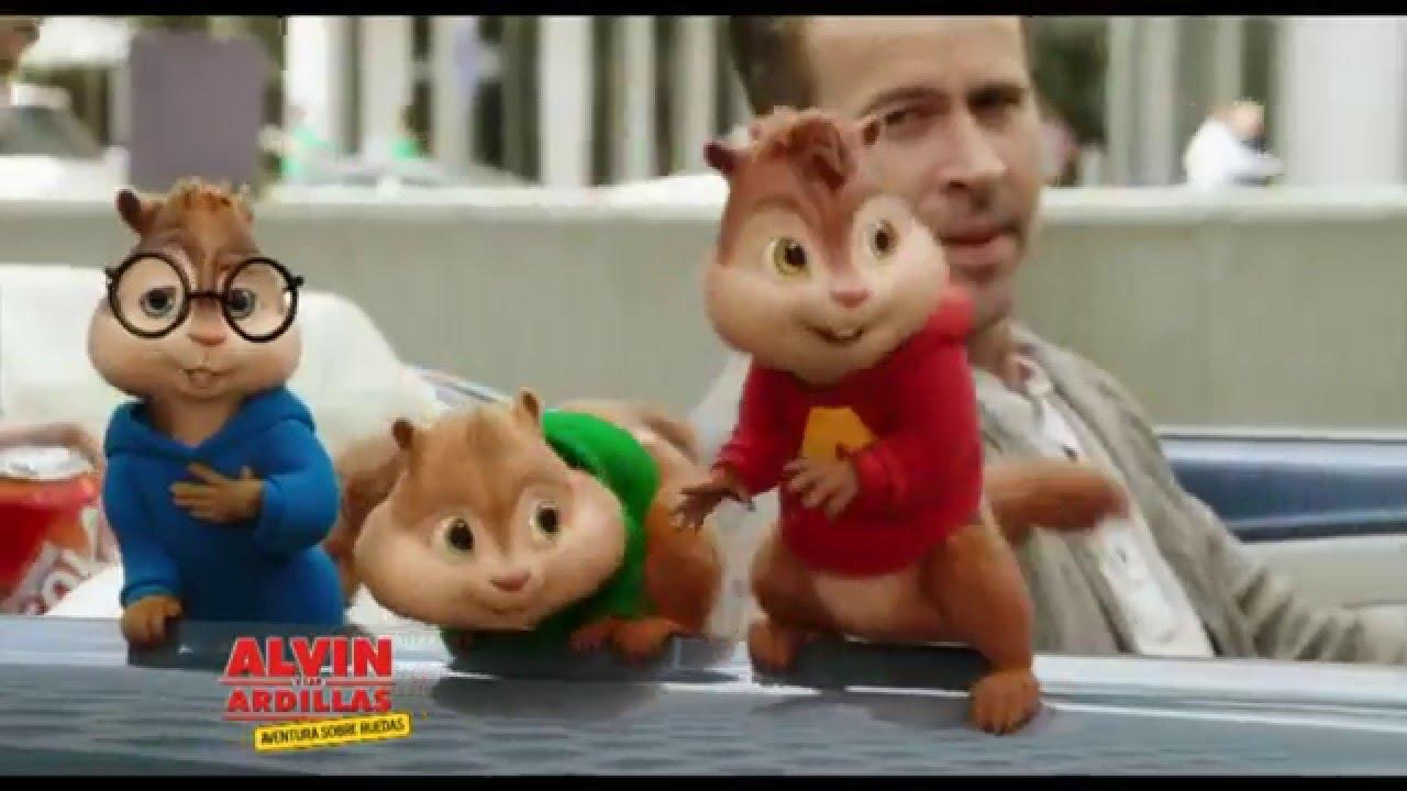 La Historia De Alvin Y Las Ardillas Youtube
