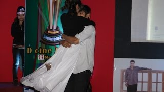 Akesha Bista and Sauram Raj Tuladhar's performance | 6th D Cine Awards