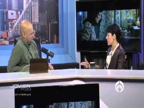 Javier Poza entrevista a Cecilia Suárez