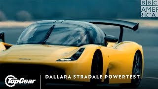 Power Test: Dallara Stradale | Top Gear Sunday at 8pm | BBC America