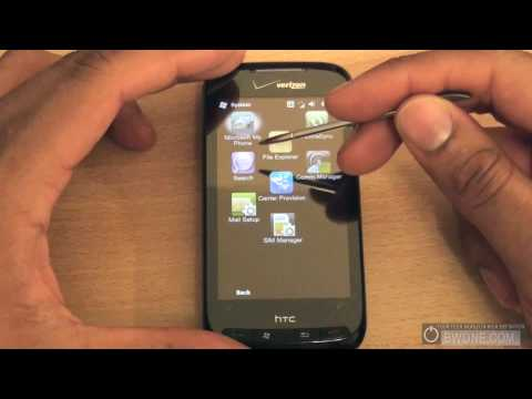 Mighty Rom for HTC Touch Pro 2 - BWOne.com