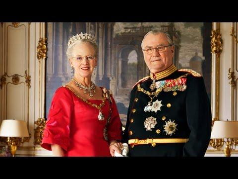 Queen Margarethe and Prince Henrik of Denmark