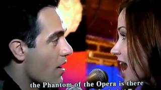 Phantom of the opera Ramin karimloo Sierra boggess