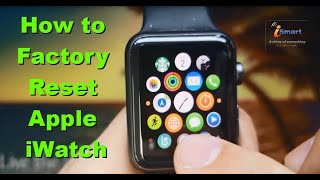 How to factory reset Apple Watch Series 1