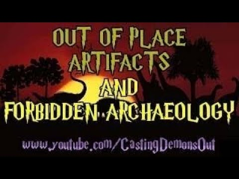 Klaus Dona Forbidden Archaeology vesves Out of Place Artifacts