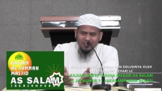 Sebab Datangnya Musibah dan Solusinya oleh Ustadz Amri Azhari Lc