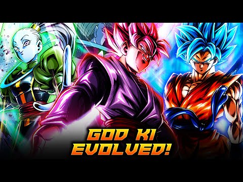 THE BEST SUPPORT TAKES ROSE BEYOND! ROSE IS DANGEROUS ON GOD KI! | Dragon Ball Legends PvP