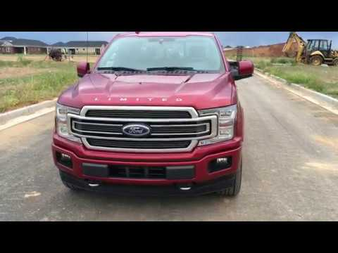 New Truck Day 2018 Ford F 150 Limited Review