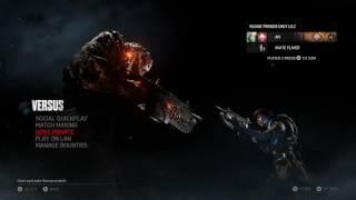 Gears of War 4: Matchmaking Ban Bug
