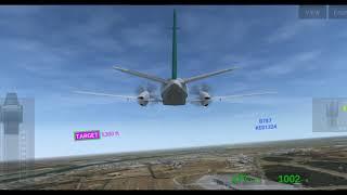 Aeroplane commander game