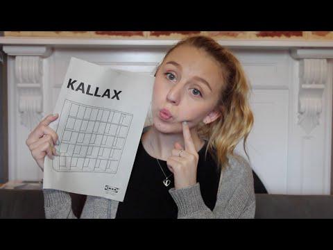 IKEA HACKERS Kallax Closet Update